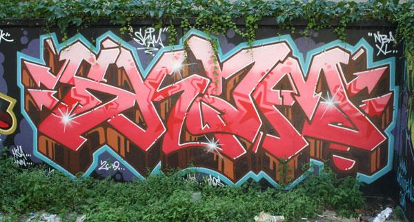 Skam Graffiti Pictures | Senses Lost