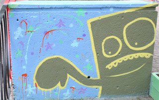Reetbot Robot Painting