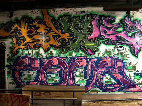 Tank winnipeg graffiti